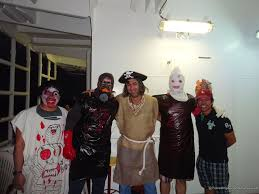 party central halloween halloween party on board hs bach travelling on container vessels