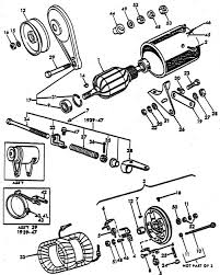 generator parts for ford 9n u0026 2n tractors 1939 1947