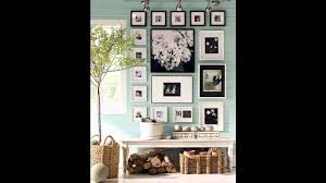 wall picture frame arrangement ideas youtube