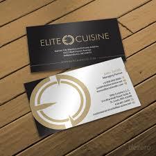 elite cuisine llc professional upmarket logo design for elite cuisine by dezero