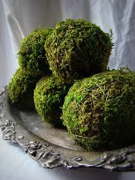 moss balls 4 moss balls green decor green by crafterseuphoria