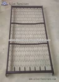 twin bed box spring metal bed base with box spring twin welding