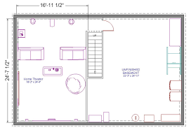 basement home plans home theater ideas