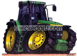 John Deere Bunk Beds John Deere Tractor Cartoon Free Download Clip Art Free Clip
