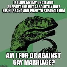 I Love My Husband Meme - philosoraptor meme imgflip