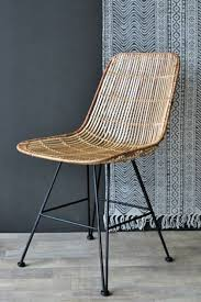 rattan kitchen furniture best 25 rattan dining chairs ideas on rattan chairs