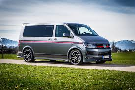 volkswagen microbus 2016 the abt t6 anniversary edition