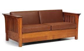 Mission Sleeper Sofa 1800 Mission Sofa Bed Ohio Hardword Upholstered Furniture