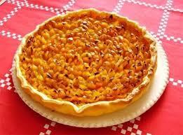 cuisine lorraine recette tarte à la mirabelle