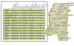 Mississippi State University Campus Map by Ms Wildlife Fisheries U0026 Parks Camping Pinterest Destinations