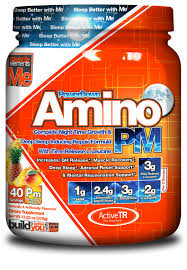 muscle elements powerdown amino pm is here