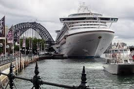 sydney harbor cruises the cruise industry is booming in sydney but there s no room in