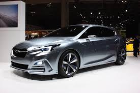 subaru xv crosstrek body kit subaru xv concept at 2016 geneva motor show ultimate car blog