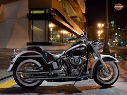 harley davidson softail deluxe laura williams