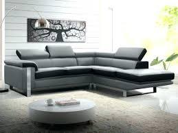 canap d angle blanc et gris canape d angle blanc et noir canapac dangle noir et blanc marabella