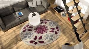 Tapis Bambou Grande Taille by Medusa Tapis Rond Contemporain Achat En Ligne Italy Dream Design