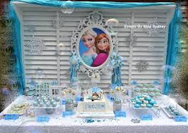 frozen party kara s party ideas frozen princess birthday party decor ideas