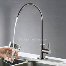 inexpensive kitchen faucets cold water purifier stainless steel kitchen faucets