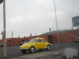 file 1972 yellow vw beetle headlight eyebrows vws in portland