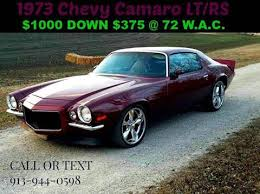 70 and a half camaro for sale 1973 chevrolet camaro for sale carsforsale com