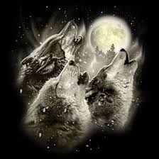 shirt custom design three wolf moon howling