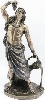 dionysus greek god statue dionysus statue sculpture figurine from the greek and roman