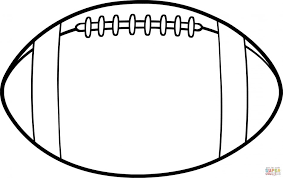 nfl football helmet coloring pages coloring kids blank football helmet page large image for printable