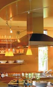 Track Light Fixtures For Kitchen by Illuma Flex Track Lighting Installed In A Kitchen From Progress