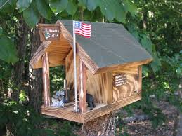 Wooden Material Element Appealing Wooden Material Making Birdhouse Design Ideas Looks