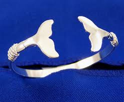 whale tail nautical bracelet crafted on cape and 50 similar items