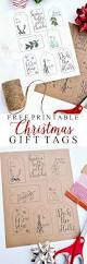best 25 printable christmas gift tags ideas on pinterest free