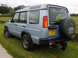 land rover 101 used 2002 land rover discovery td5 le adventurer 7str for sale in
