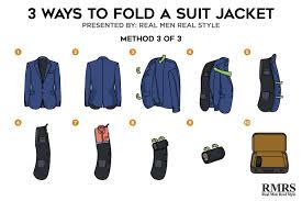 how to fold a suit for travel images Folding blazer for travel best photo 2018 jpg