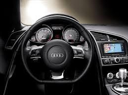 Audi R8 2011 Interior