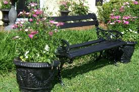 In Front Yard - bench in front yard outdoorlivingdecor