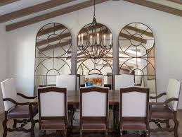 Mirror In Dining Room by Dining Room Amazing Modern Natural Theroom Mirror Simple Inside
