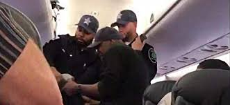 police officer who dragged doctor off united flight tells his side