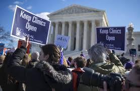 abortion has a market problem wsj