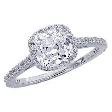 princess cushion cut engagement rings cushion cut engagement ring the real fact that you should