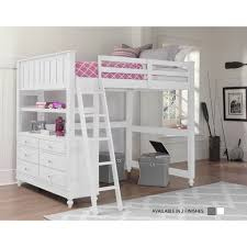 ne kids lake house loft bed reviews wayfair innovative beds room