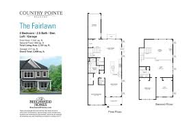 How Big Is 850 Square Feet by Country Pointe Meadows U2013 Beechwood Homes