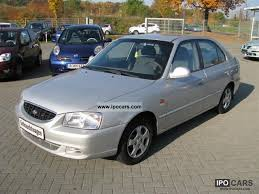 hyundai accent gls specifications hyundai accent 2002