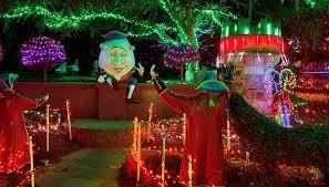 hunter valley garden u0027s christmas light spectacular smooth