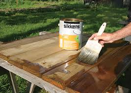 preserving outdoor wood extreme how to