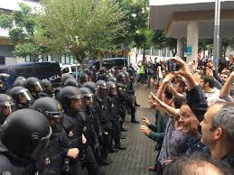 hunderte verletzte nach abstimmung in katalonien das magazin www