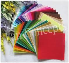Best Sheet Fabric Diy Polyester Felt Fabric Non Woven Felt Sheet For Craft Work