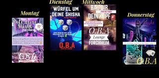 Wohnzimmer Lounge Bar Coburg O B A Shisha Lounge In Forchheim