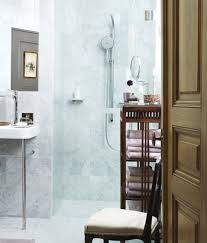 calm and cozy bathroom design of various tints of marble digsdigs