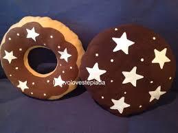 cuscino pan di stelle cuscino forma biscotto pan di stelle per la casa e per te