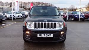 purple jeep renegade used 2017 jeep renegade m jet limited for sale in lancashire